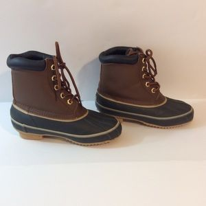 Youth Sz 2 Duck Boots Tamarack DuPont Thermolite